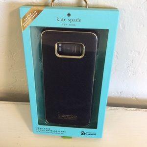 KATE SPADE Samsung Galaxy S8+ phone case